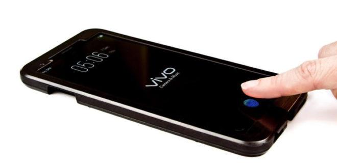 Cynaptics Vivo capteurs empreintes digitales pour écrans de smartphone
