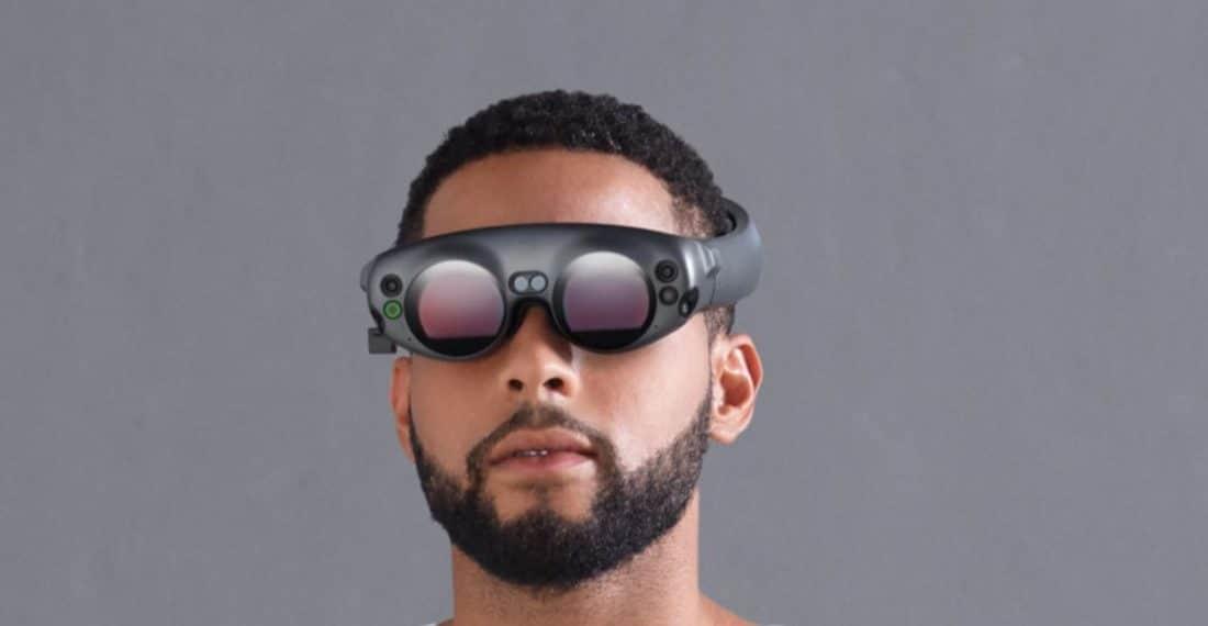 Magic Leap One, Magic Leap, réalité mixte, réalité augmentée, lunettes de réalité mixte