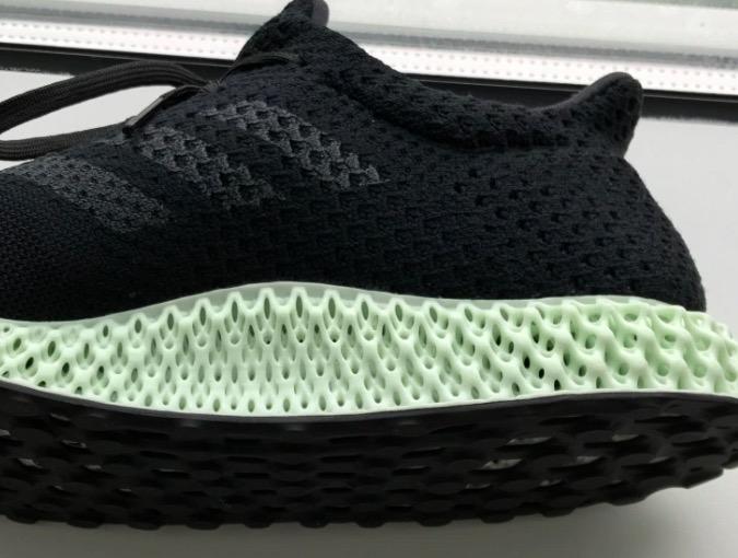 Adidas lance des chaussures imprimées en 3D complètement dingues
