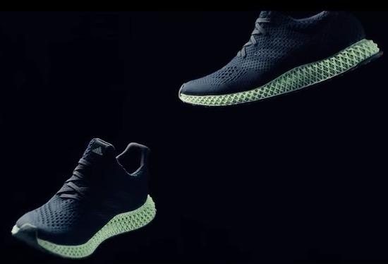 adidas imprime des baskets sneakers en 3D