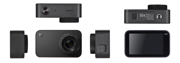 Xiaomi Mijia Action Camera complet