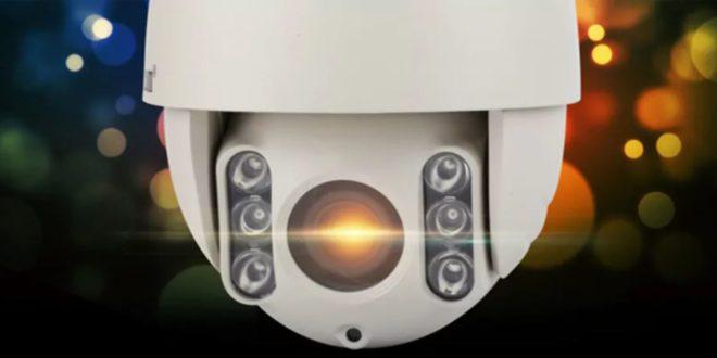 caméra de sécurité wanscam