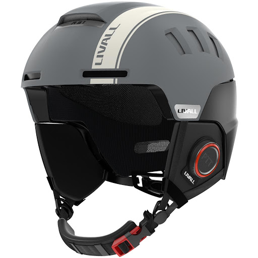 casque de ski connecté Livall RS1