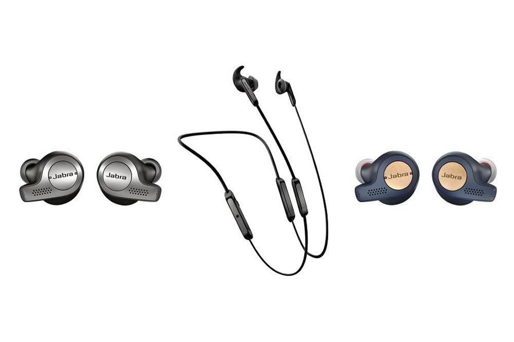 Jabra écouteurs sans fil connectés