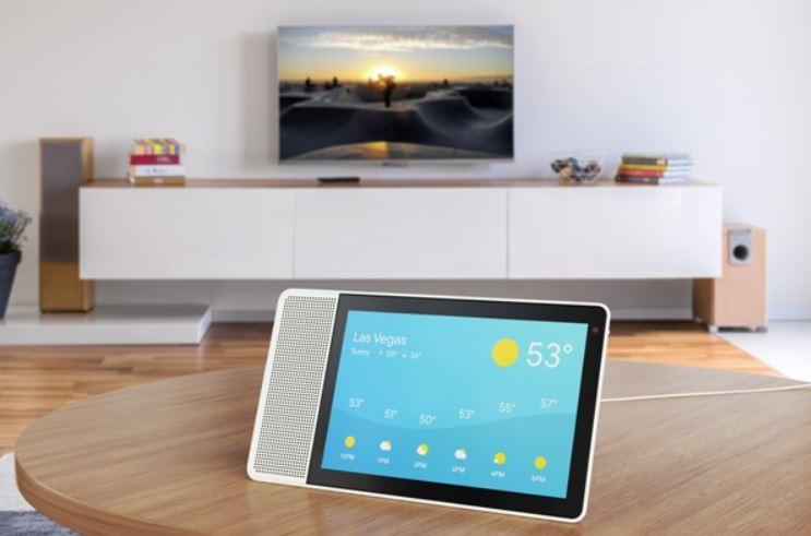 lenovo smart display audio 2018