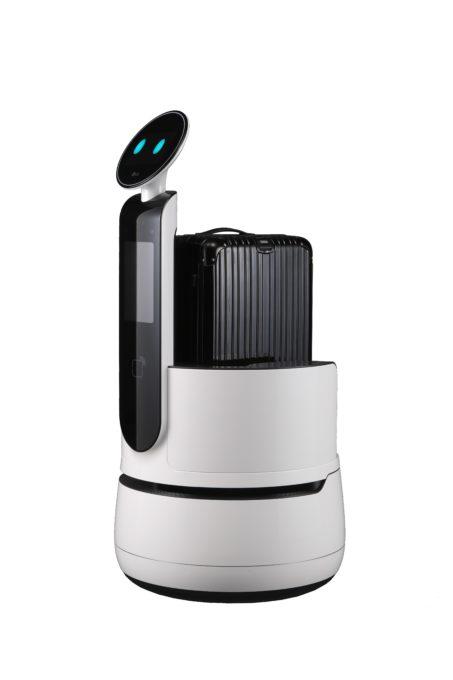 LG, LG CLOi Porter Robot, robot, hôtels