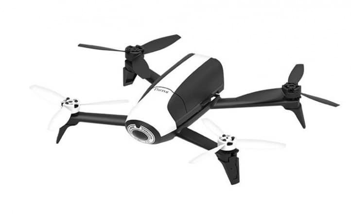 Comparación de Bebop 2 de drones conectados