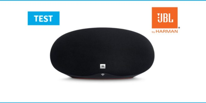 test jbl playlist l 39 enceinte connect e n 39 chappe pas. Black Bedroom Furniture Sets. Home Design Ideas