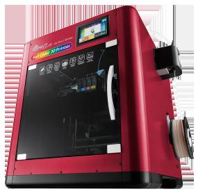 Da Vinci Color printing: Une imprimante 3D pour la couleur