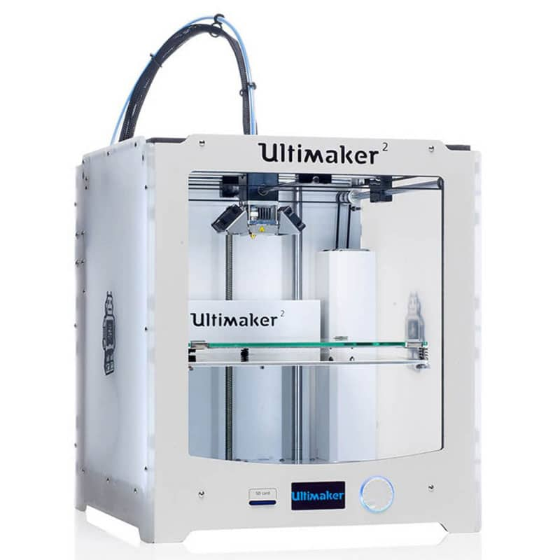 Ultimaker 2+: la référence des imprimantes 3D