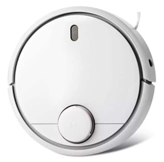 Robot aspirateur Xiaomi Mi Vacuum de face