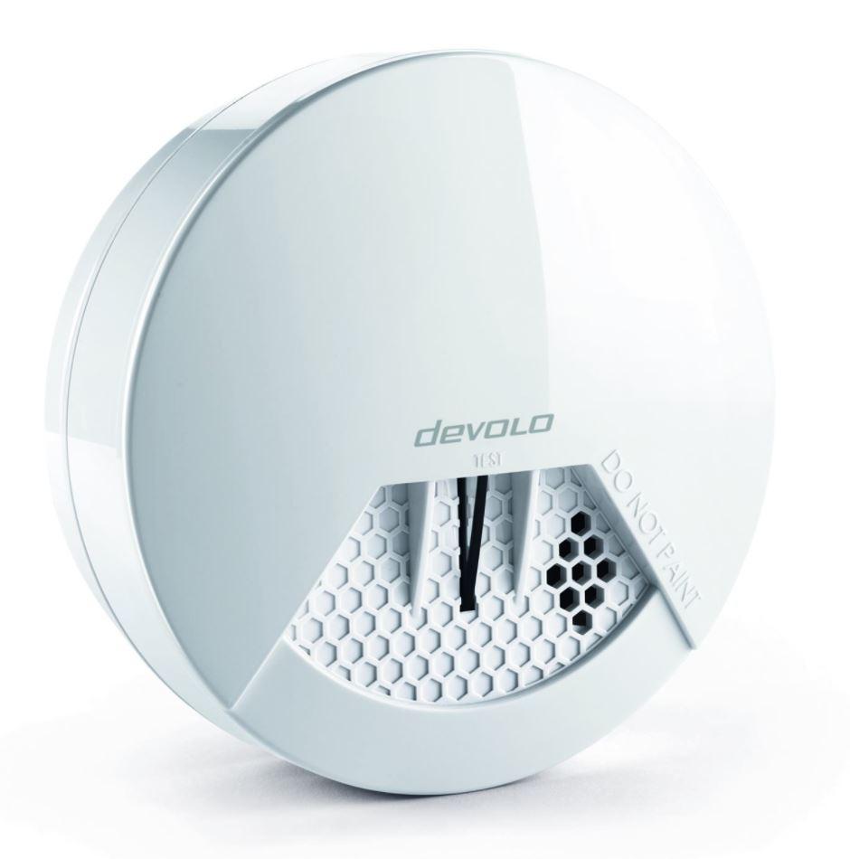 détecteur de fumée connecté Devolo Home Control