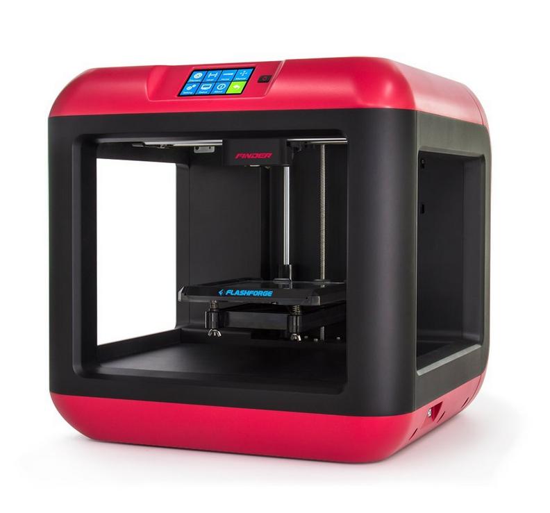 Flashforge Finder 3D Printer: La mini imprimante 3D à la grande qualité