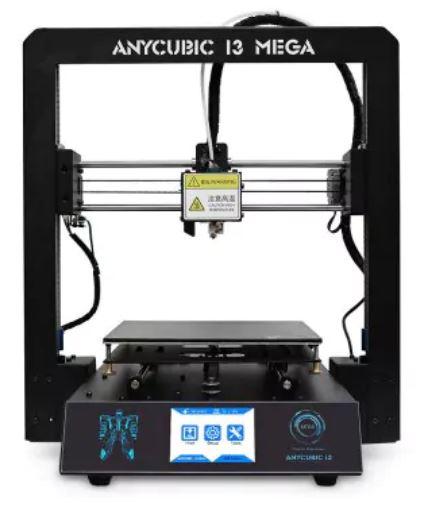 imprimante 3D anycubic I3 de face