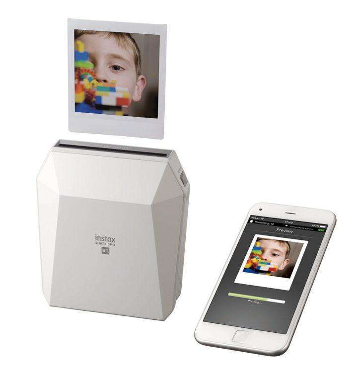 imprimante pour smartphone fujifilm