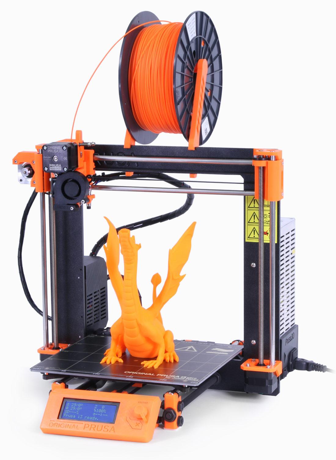 Prusia i3 MK2S: la meilleure imprimante 3D en Kit
