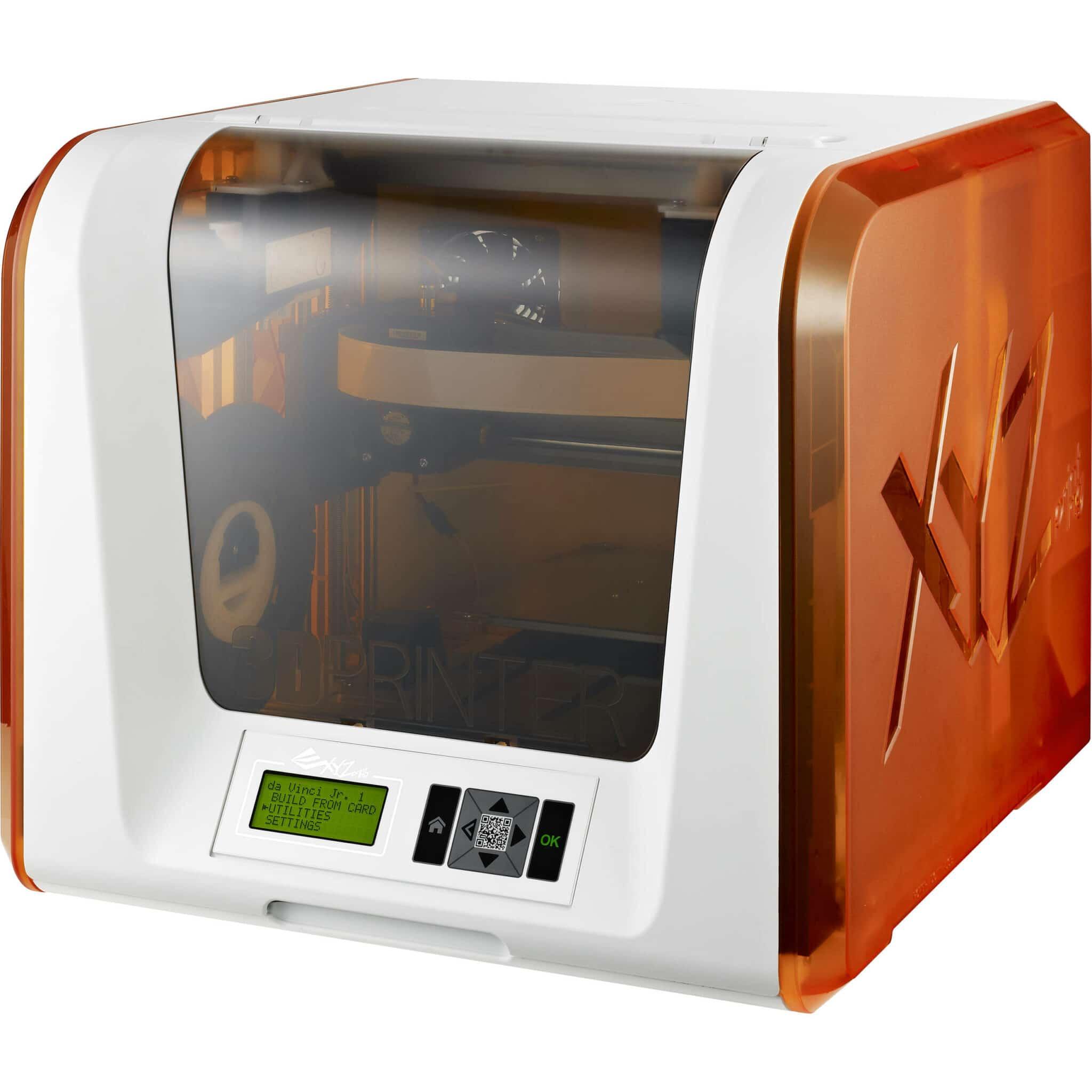 Da Vinci Junior: l'imprimante 3D pour débutant
