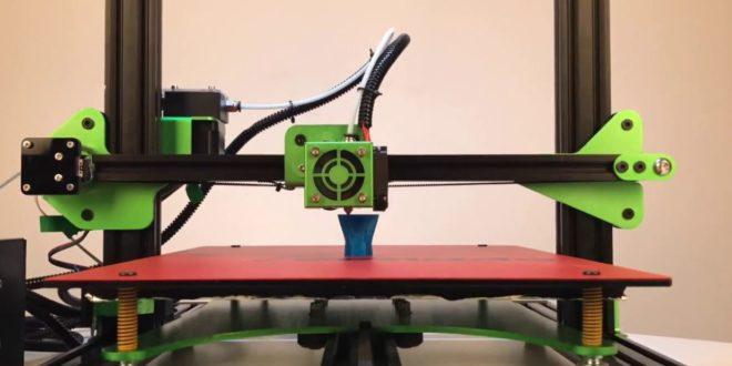 Présentation de l'imprimante 3D TEVO Tornado