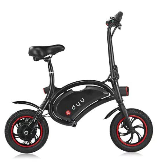 Vélo électrique DYU D2