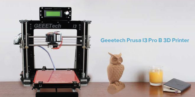 Geeetech I3 Pro