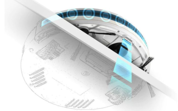 bon plan ilife v5 le robot aspirateur performant moins de 100. Black Bedroom Furniture Sets. Home Design Ideas