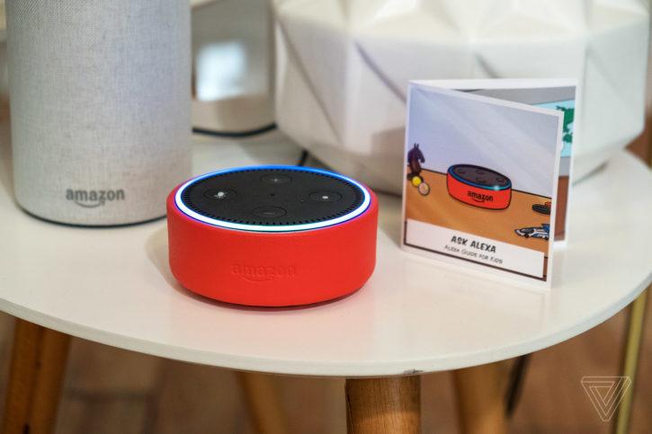 Amazon dévoile un Echo Dot destiné aux enfants