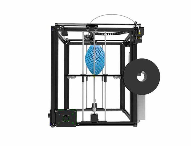 Imprimante 3D avec objet