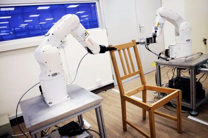robot ikea