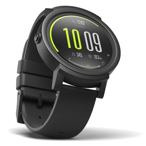 ticwatch e montre connectée android et ios