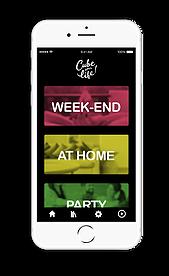 application Cube Your Life jeux de société