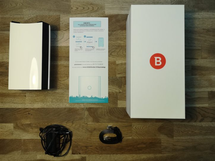 bitdefender box unboxing