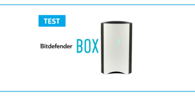 bitdefender box 2 test