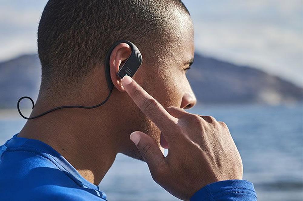 Ecouteurs Endurance JBL sportifs