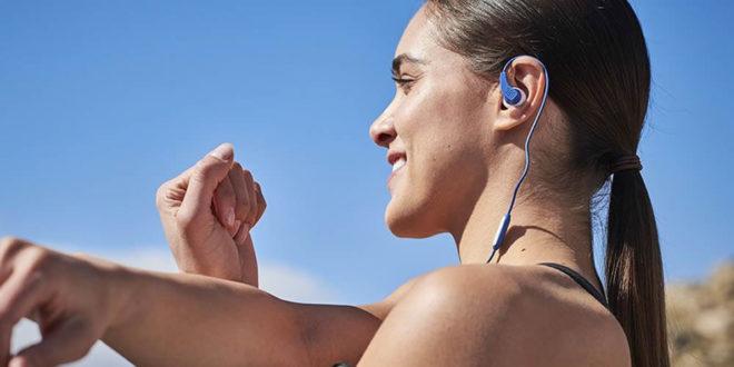 Endurance JBL, une gamme d'écouteurs dédiés aux sportifs