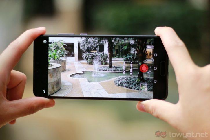 Huawei p20 pro photo