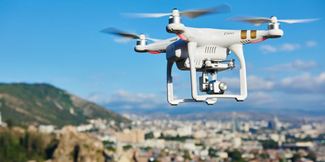 Législation pilotage drones France