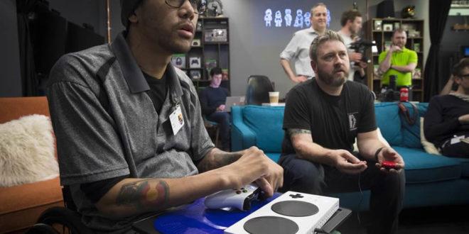 Microsoft joue la carte de l'accessibilité pour la Xbox