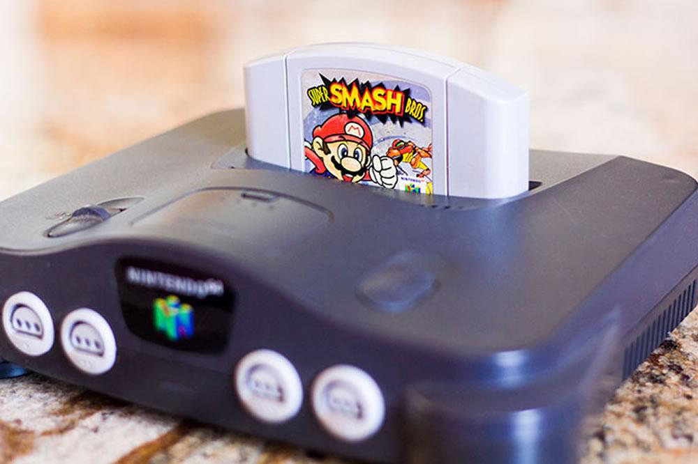 N64 Nintendo