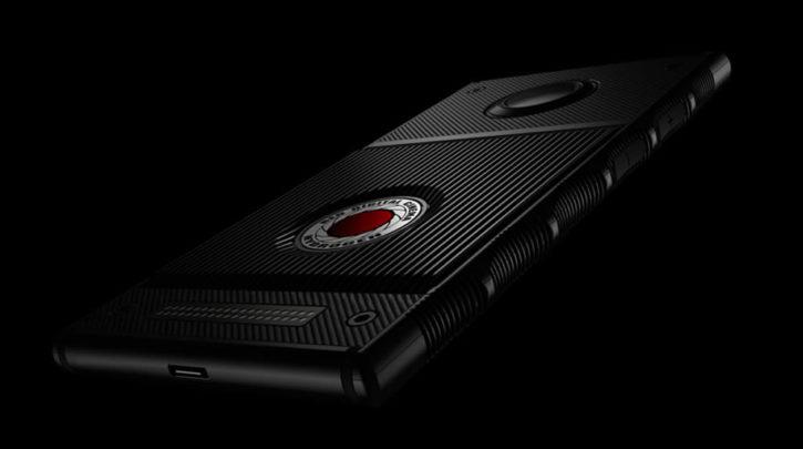 Red Hydrogen One smartphone à écran holographique