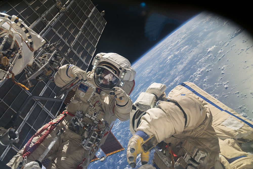 Station Spatiale Internationale projet privatisation de Donald Trump