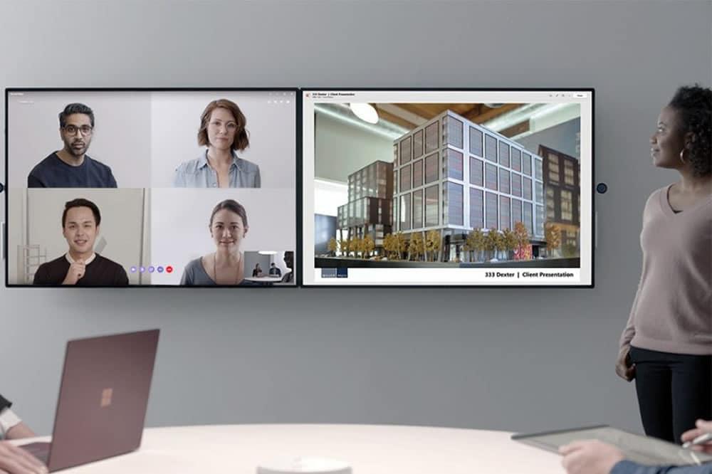 Surface Hub 2 Microsoft