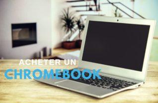 Acheter un chromebook