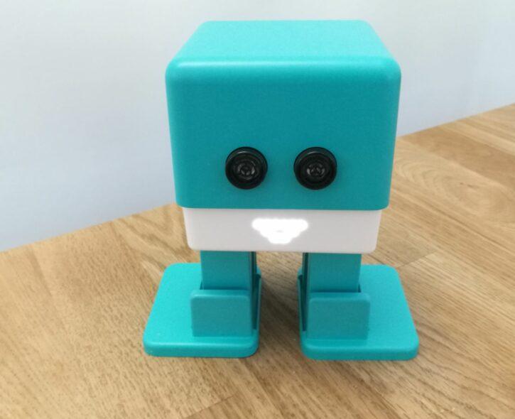 Design du robot jouet Zowi