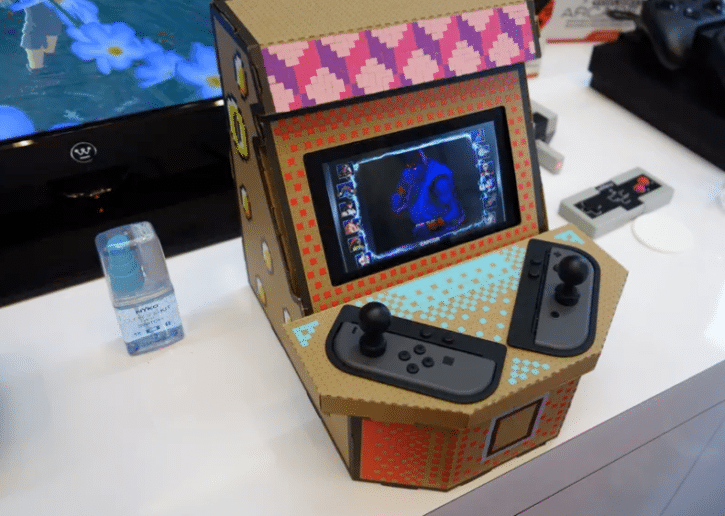 arcade nintendo switch