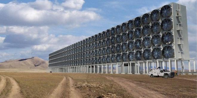 Carburant carbone neutre Carbon Engineer