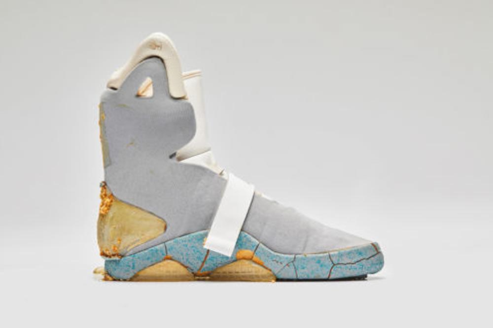 Chaussures auto-laçantes Retour vers le futur 2 Nike