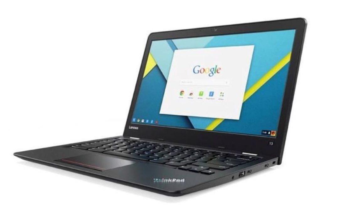 Lenovo Chromebook thinkpad 13