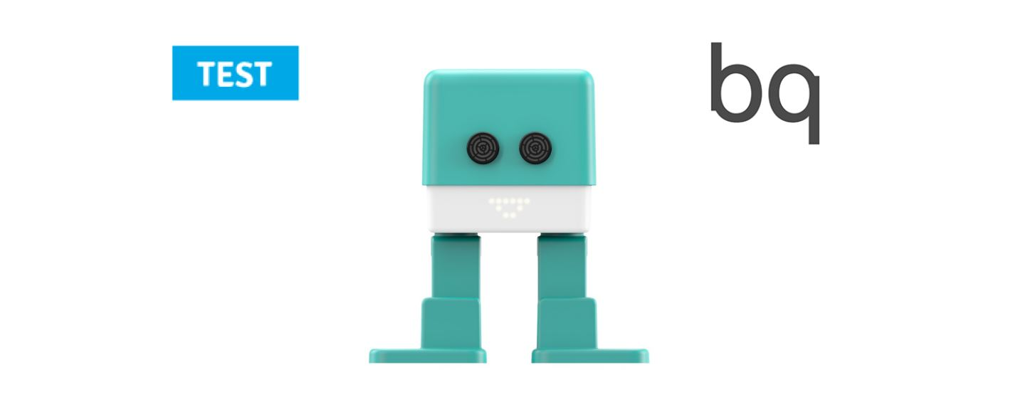 Couverture robot Zowi