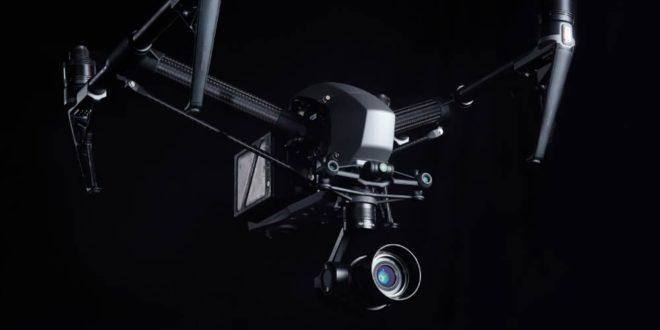 dji drone axon police