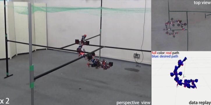 Drone évolutif DRAGON